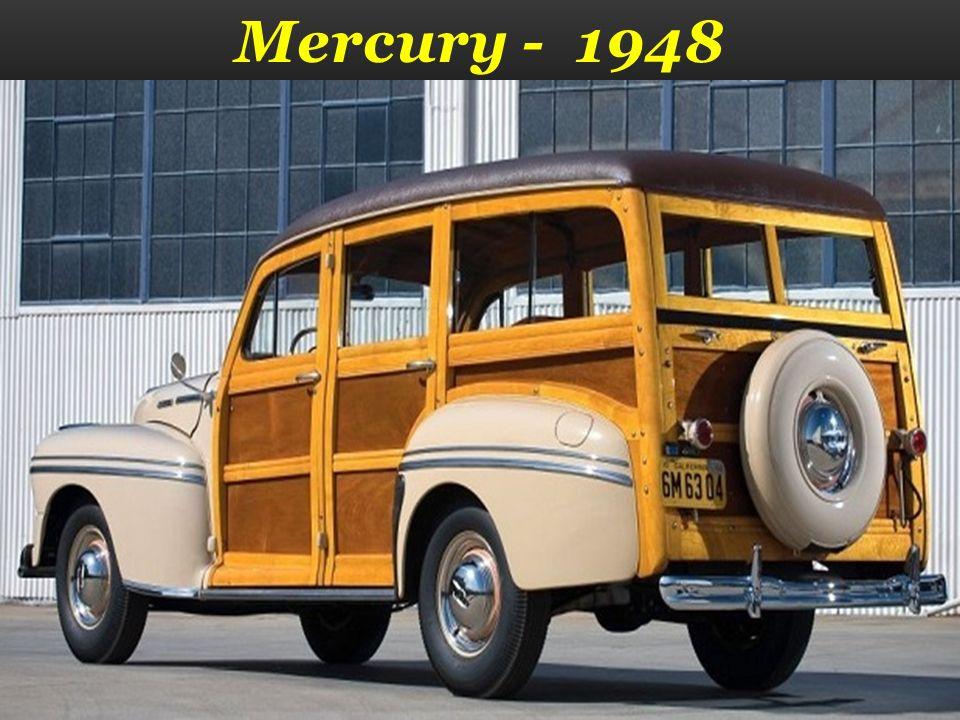 Mercury - 1948