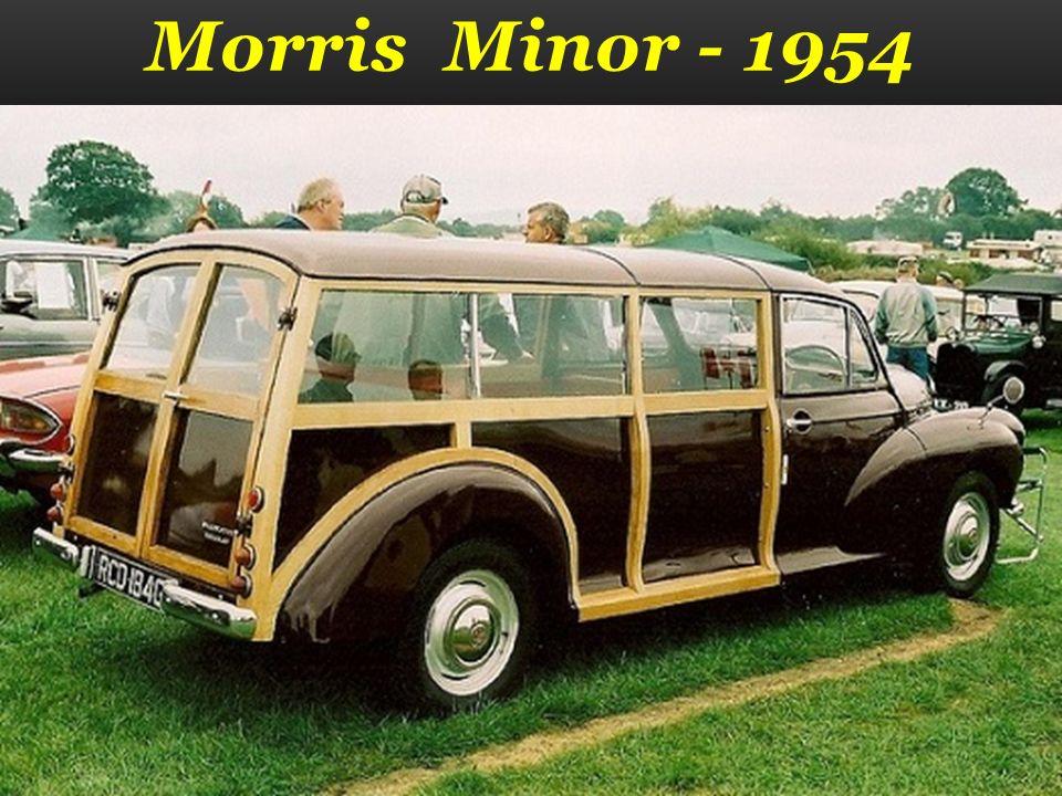 Morris Minor - 1954
