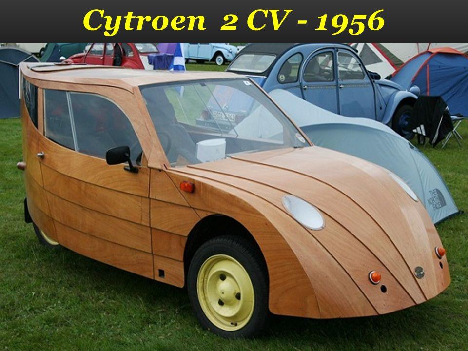 Cytroen 2 CV - 1956