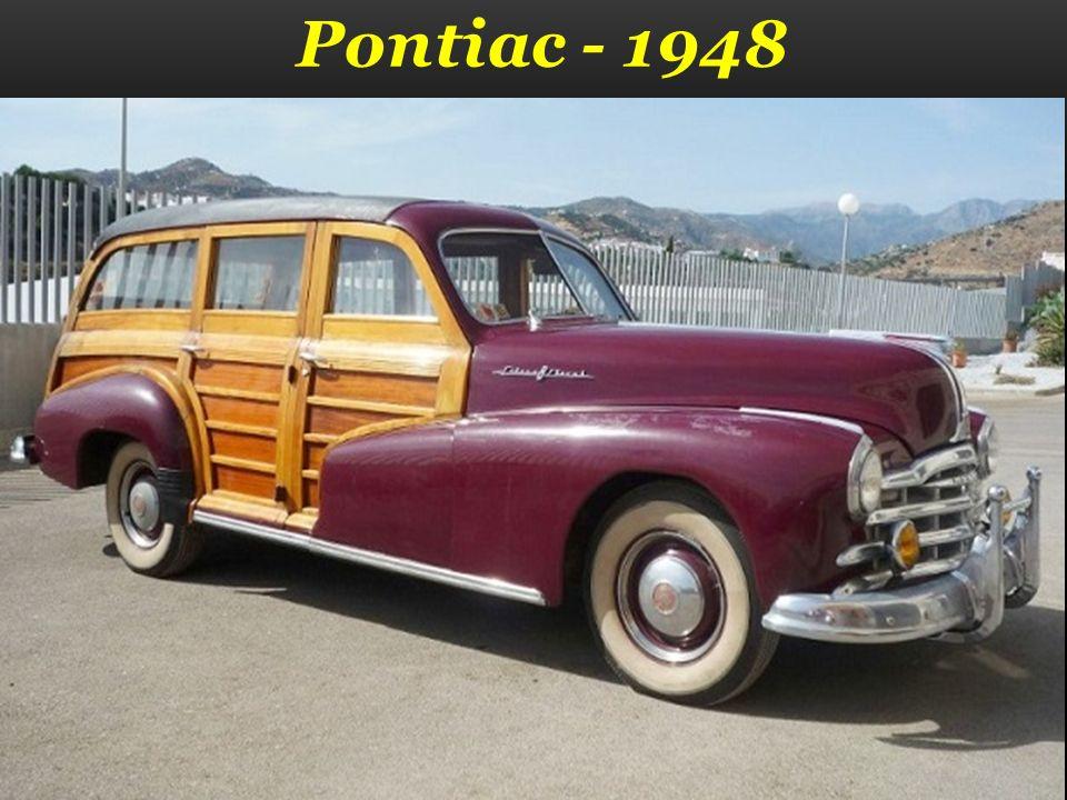 Pontiac - 1948