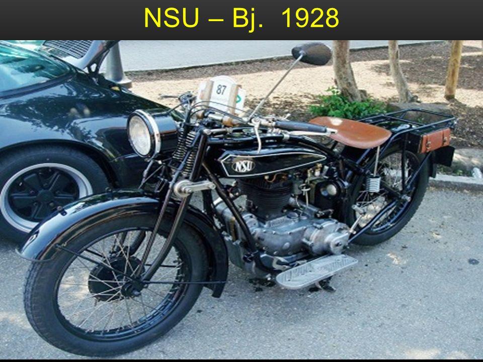 NSU – Bj. 1928