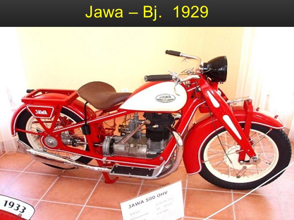 Jawa – Bj. 1929