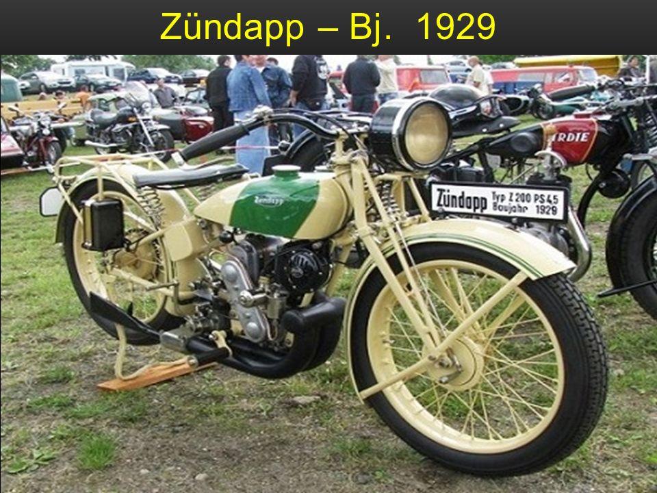 Zündapp – Bj. 1929