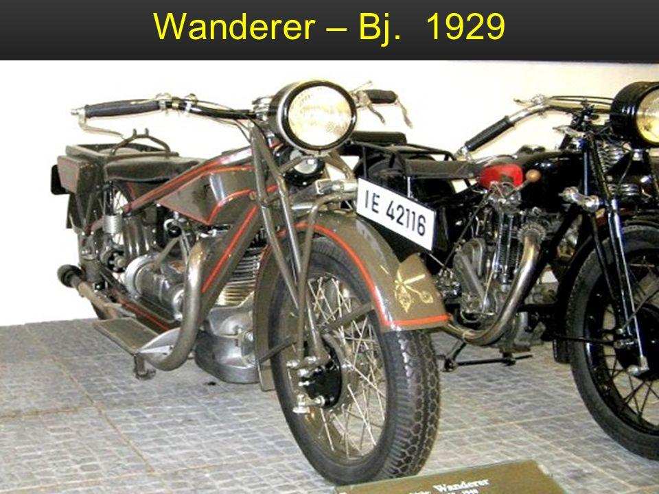 Wanderer – Bj. 1929