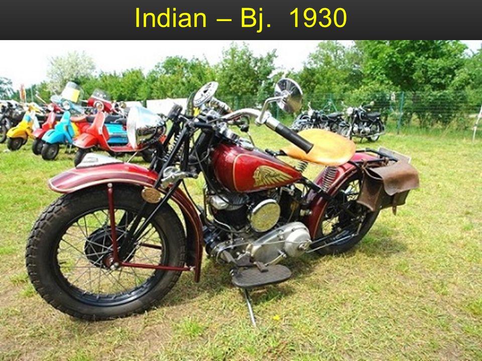 Indian – Bj. 1930