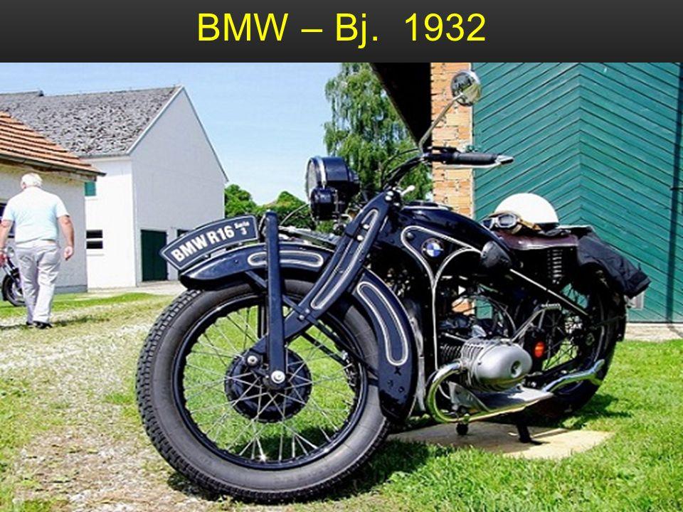 BMW – Bj. 1932