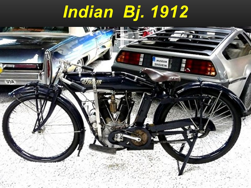 Indian Bj. 1912