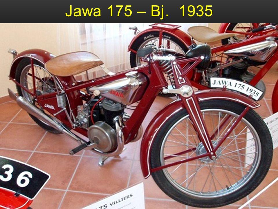 Jawa 175 – Bj. 1935