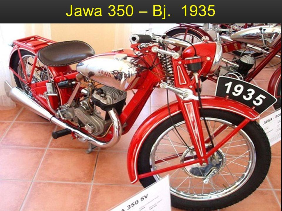 Jawa 350 – Bj. 1935