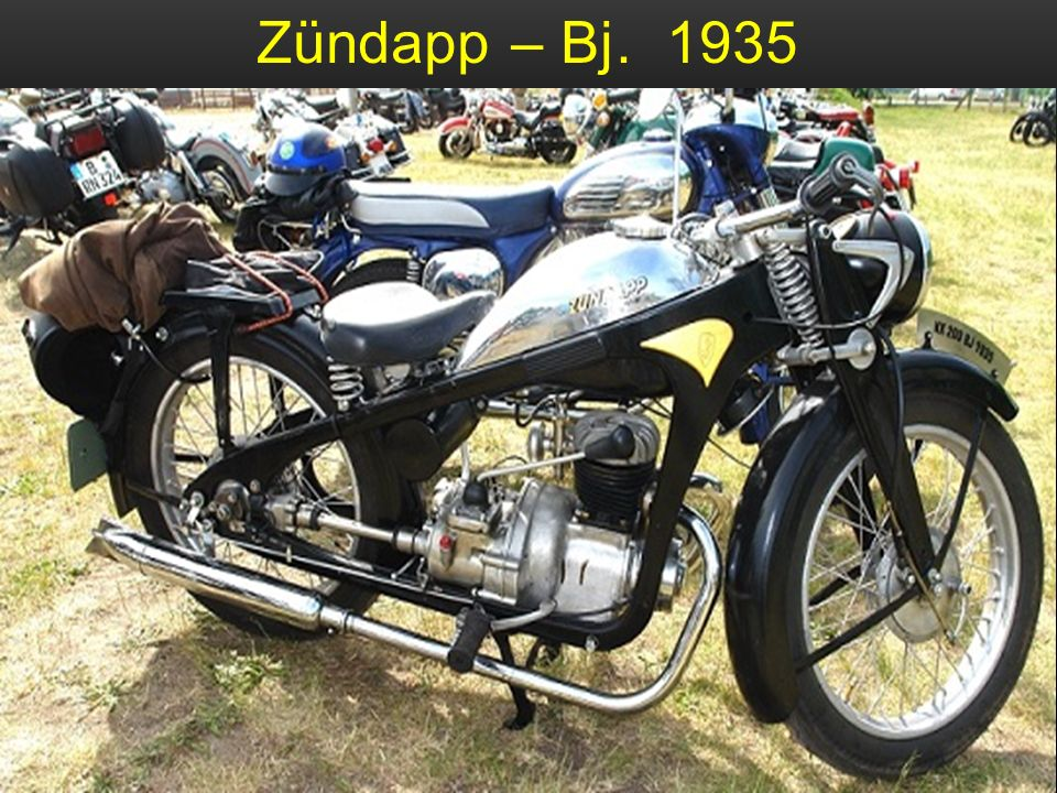 Zündapp – Bj. 1935