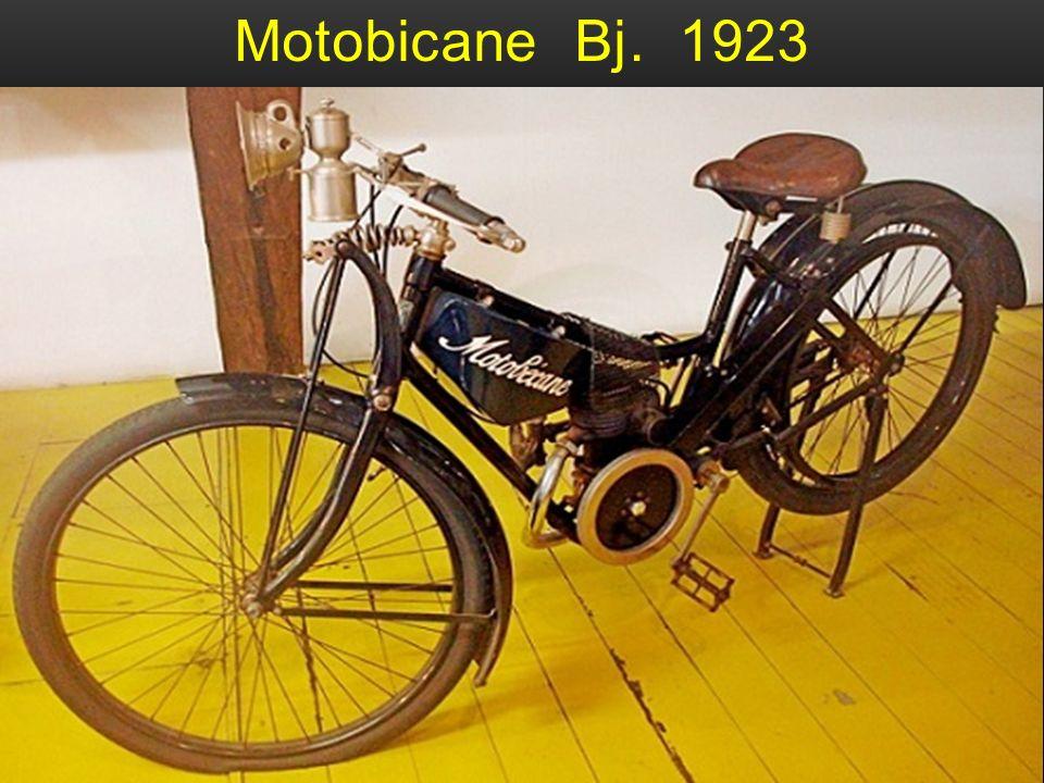 Motobicane Bj. 1923