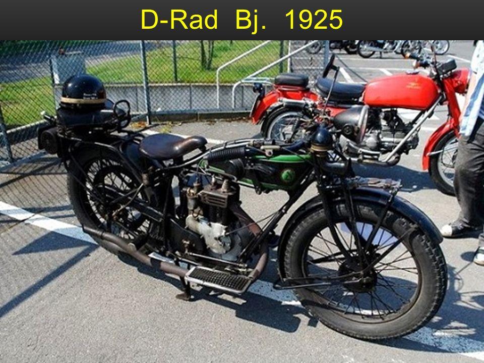 D-Rad Bj. 1925