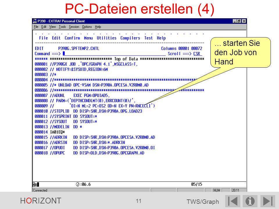 PC-Dateien erstellen (4)