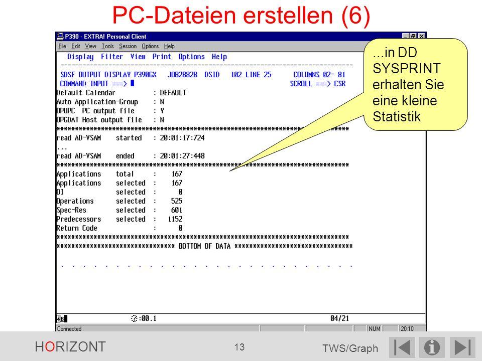 PC-Dateien erstellen (6)