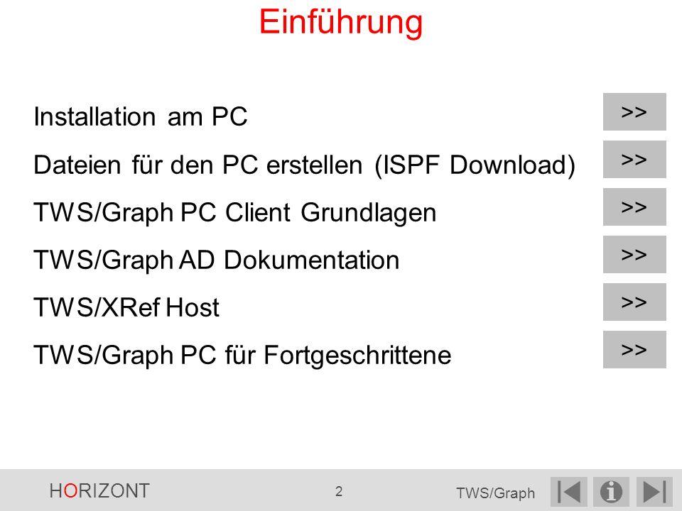 Einführung Installation am PC