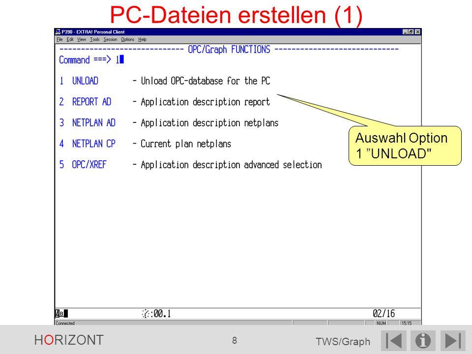 PC-Dateien erstellen (1)