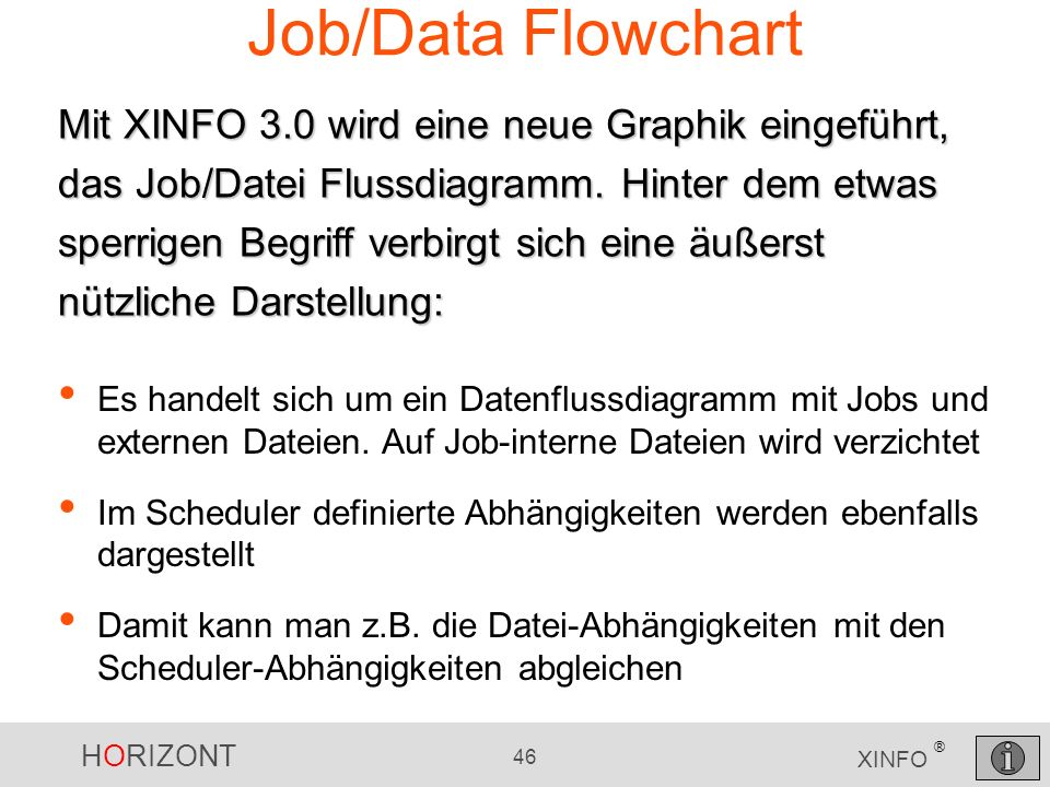 Job/Data Flowchart