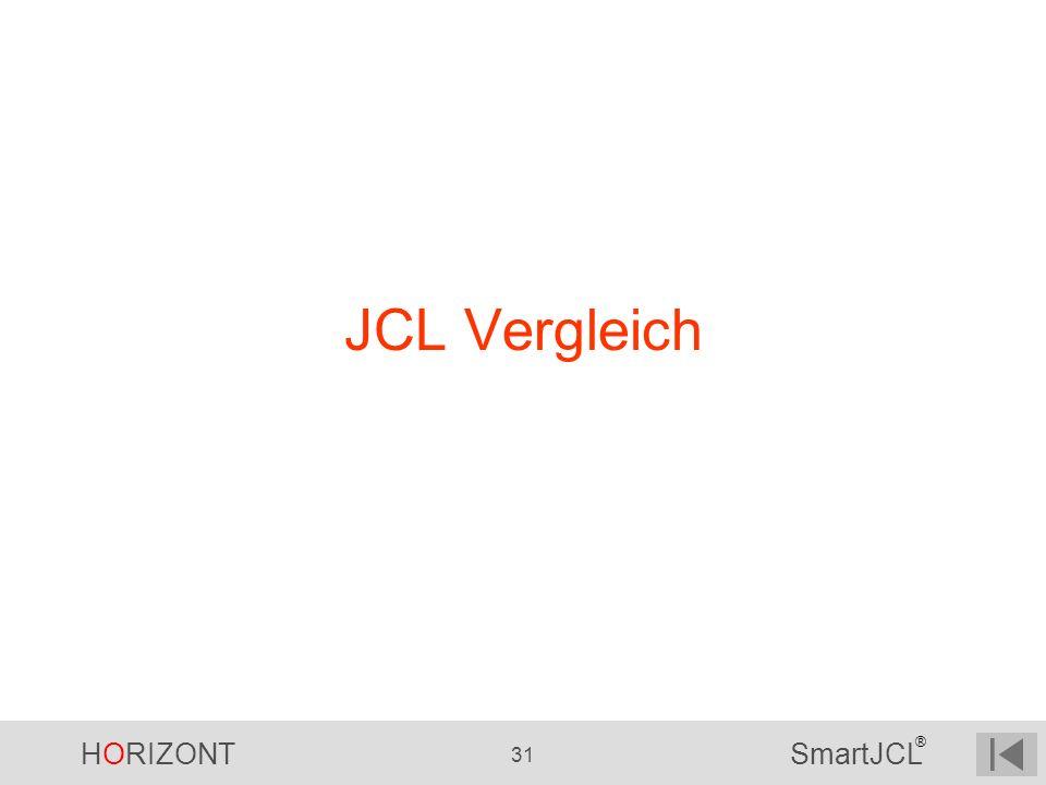 JCL Vergleich