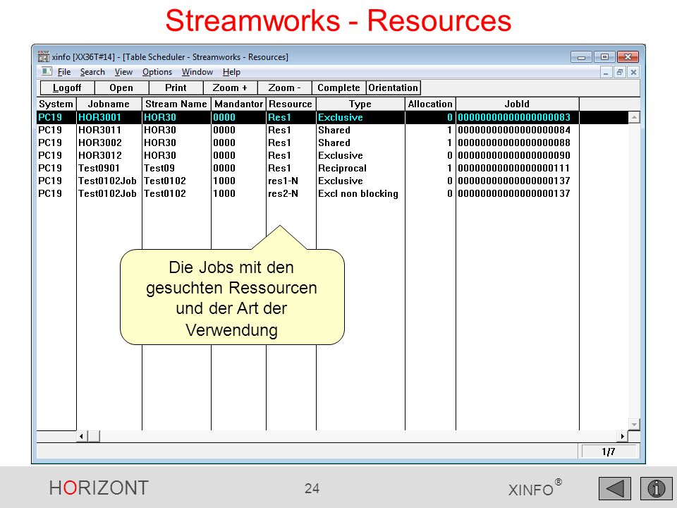 Streamworks - Resources