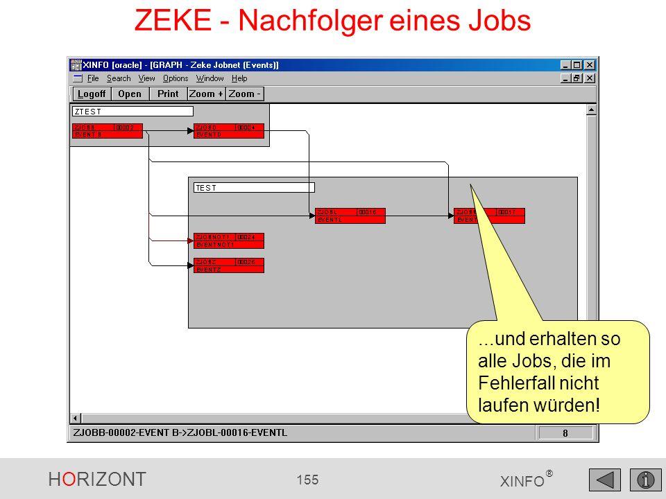 ZEKE - Nachfolger eines Jobs