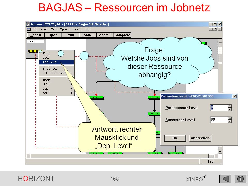 BAGJAS – Ressourcen im Jobnetz