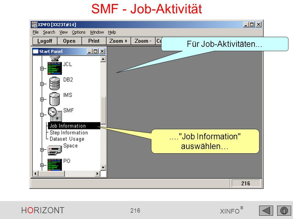 .... Job Information auswählen…