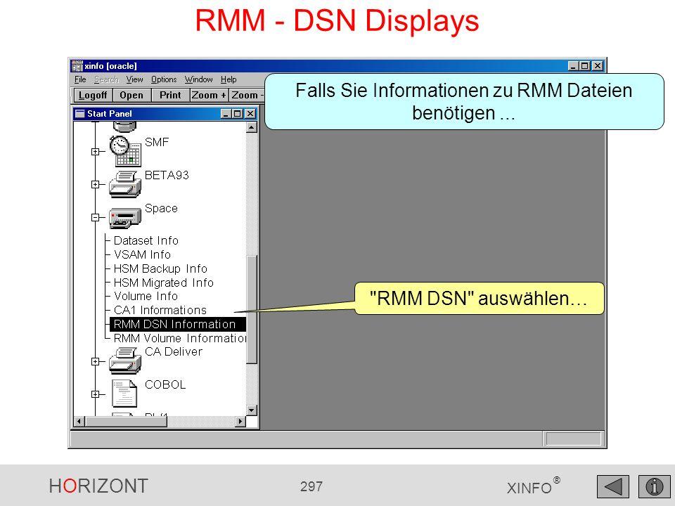 Falls Sie Informationen zu RMM Dateien benötigen ...