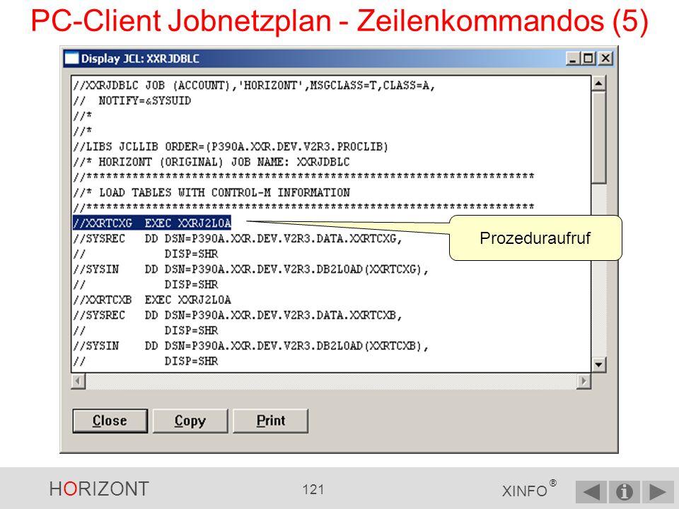 PC-Client Jobnetzplan - Zeilenkommandos (5)