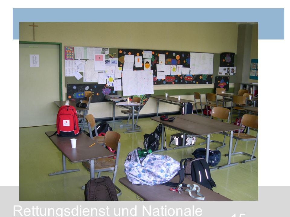Rettungsdienst und Nationale Katastrophenhilfe / Bundesrettungskommando