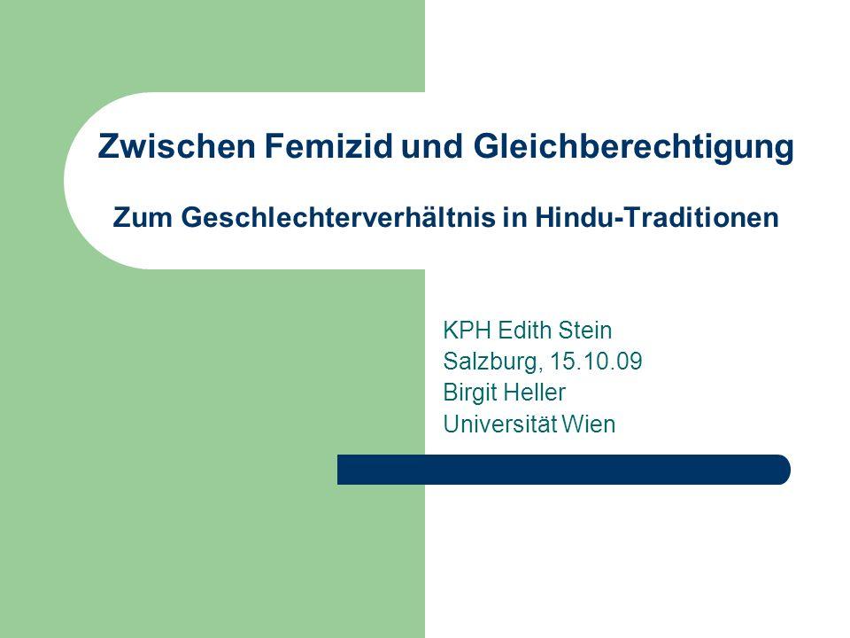 KPH Edith Stein Salzburg, 15.10.09 Birgit Heller Universität Wien
