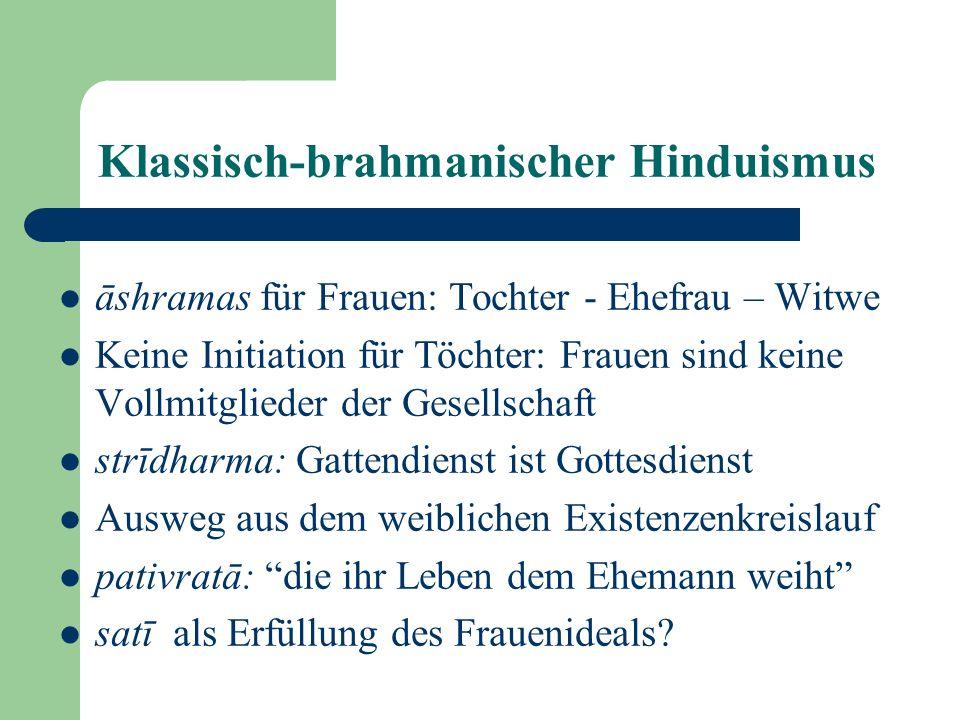 Klassisch-brahmanischer Hinduismus