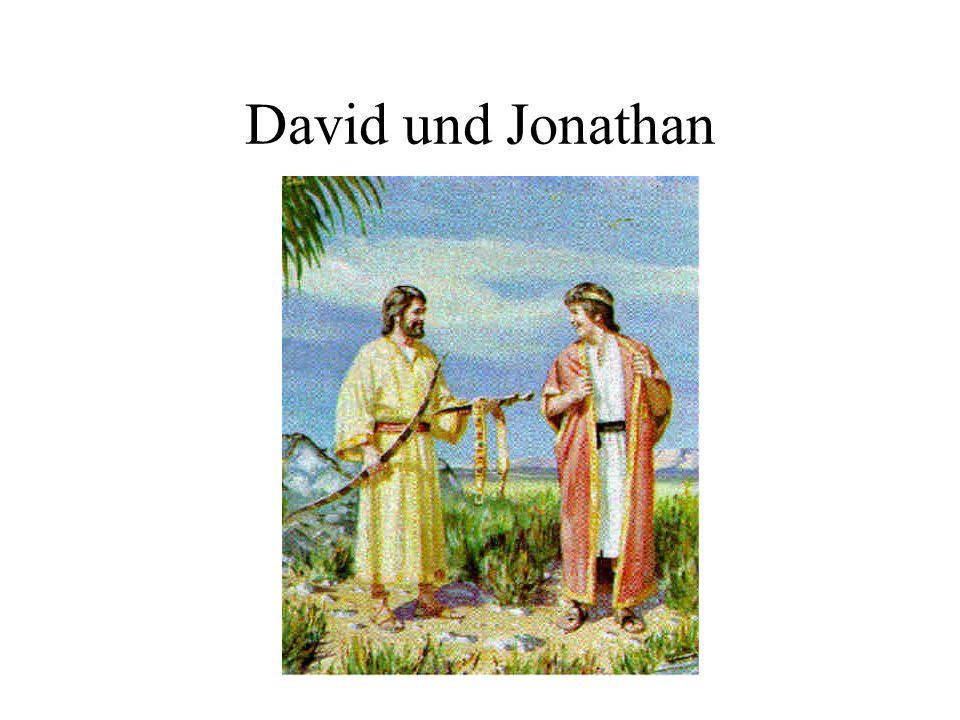 David und Jonathan