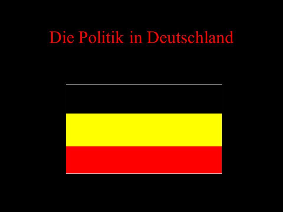 Die Politik in Deutschland