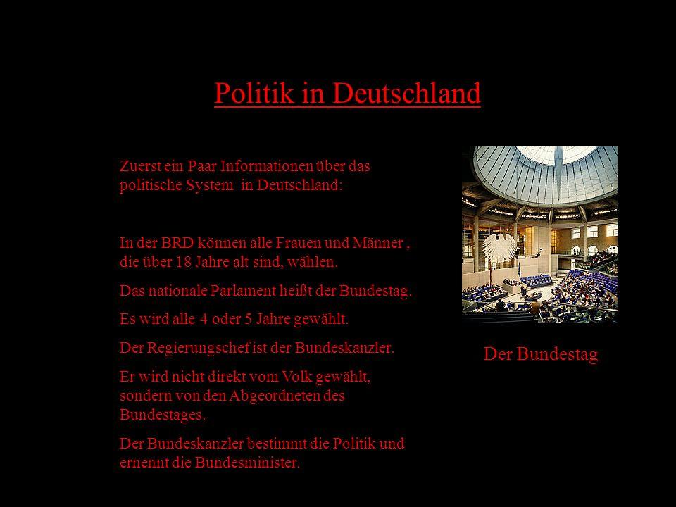 PO Politik in Deutschland lit