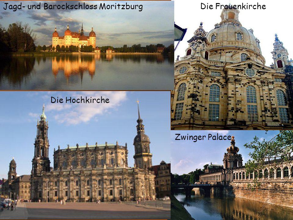 Jagd- und Barockschloss Moritzburg