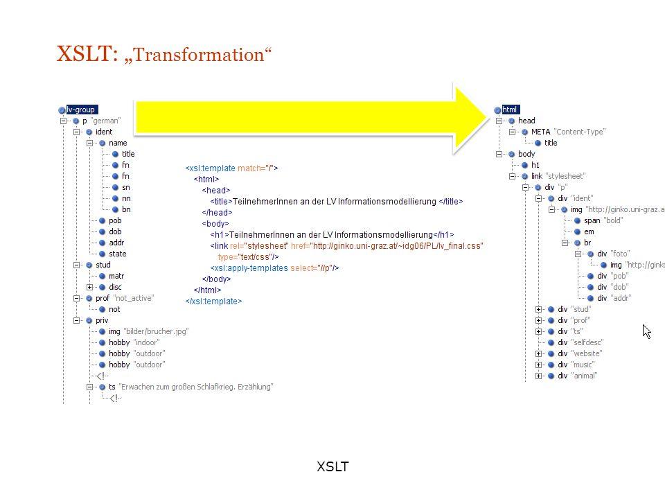 Verarbeiten von XML-Daten - ppt herunterladen