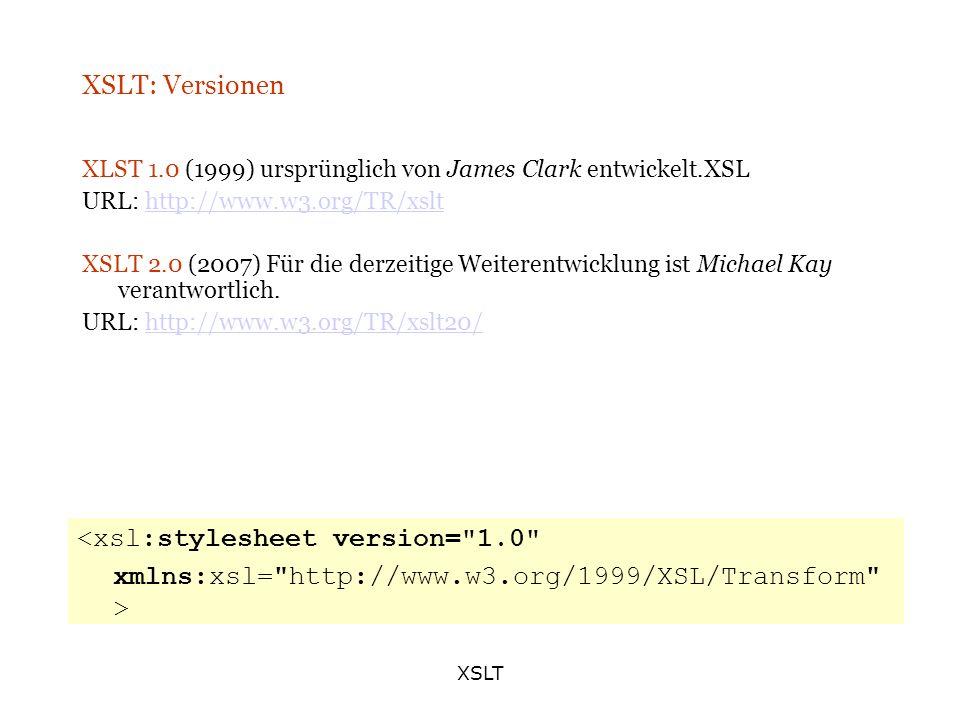 <xsl:stylesheet version= 1.0