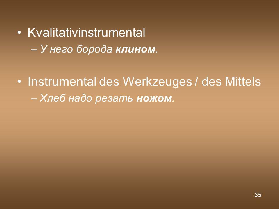 Kvalitativinstrumental