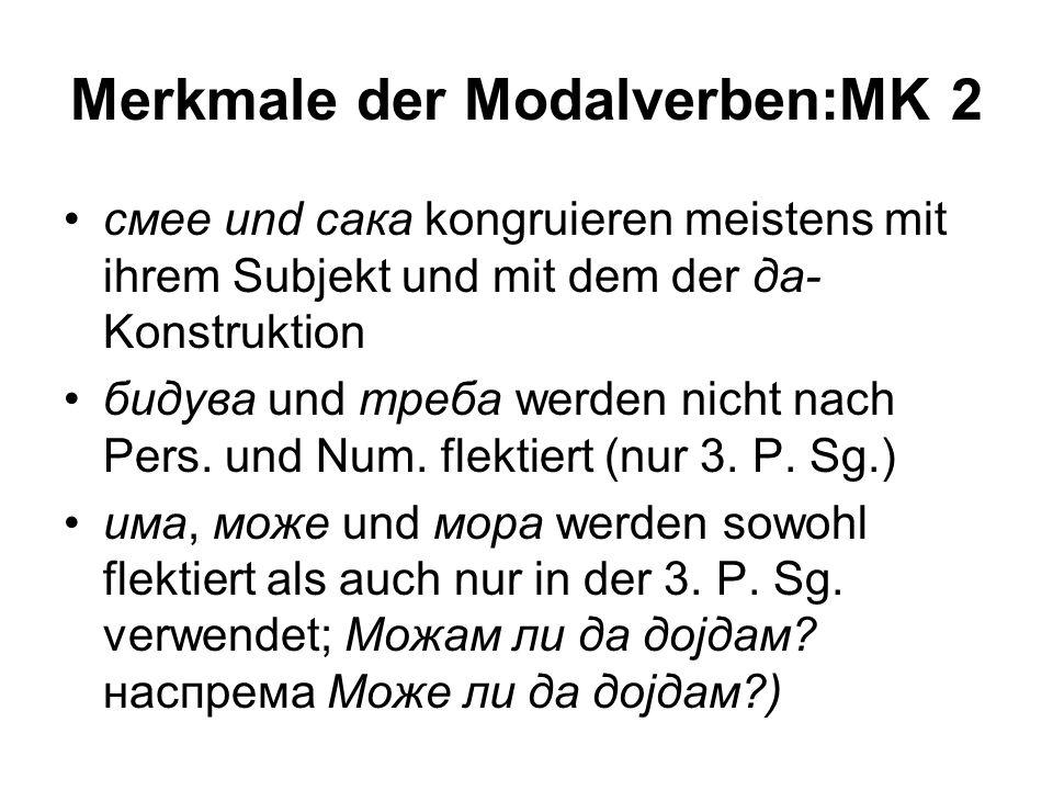 Merkmale der Modalverben:MK 2