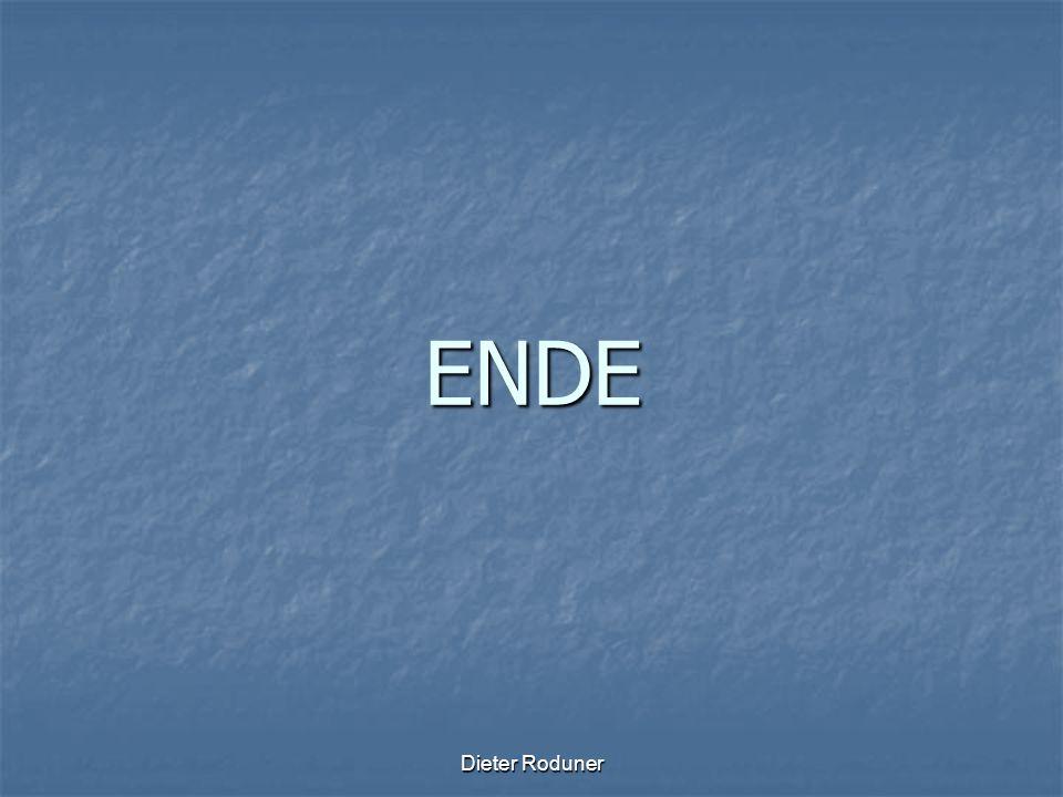 ENDE Dieter Roduner