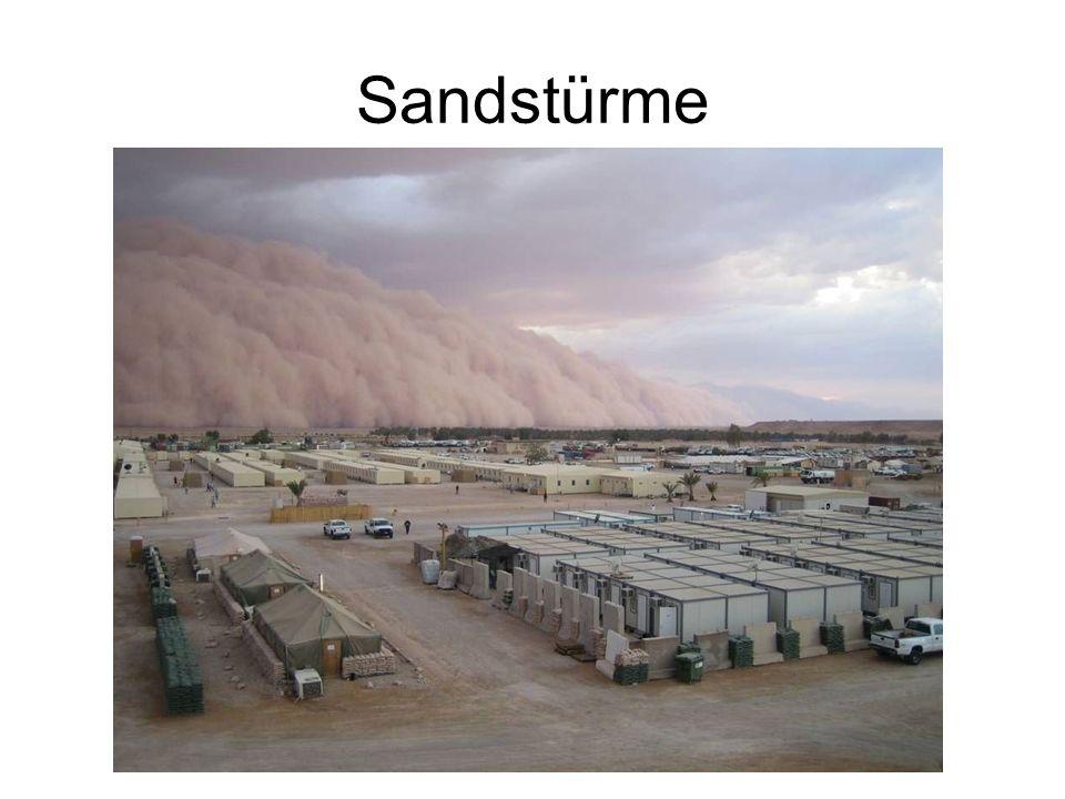 Sandstürme