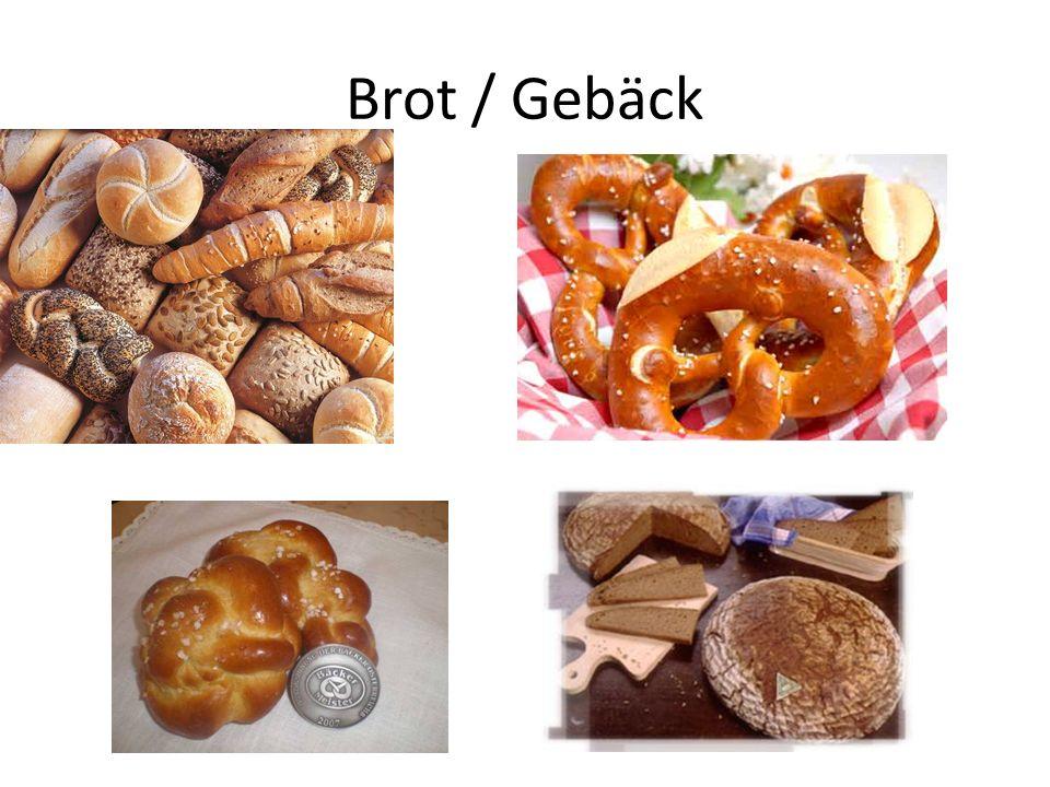 Brot / Gebäck