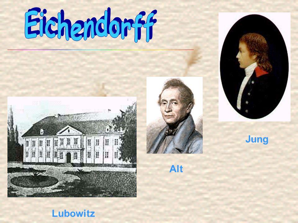 Eichendorff Jung Alt Lubowitz