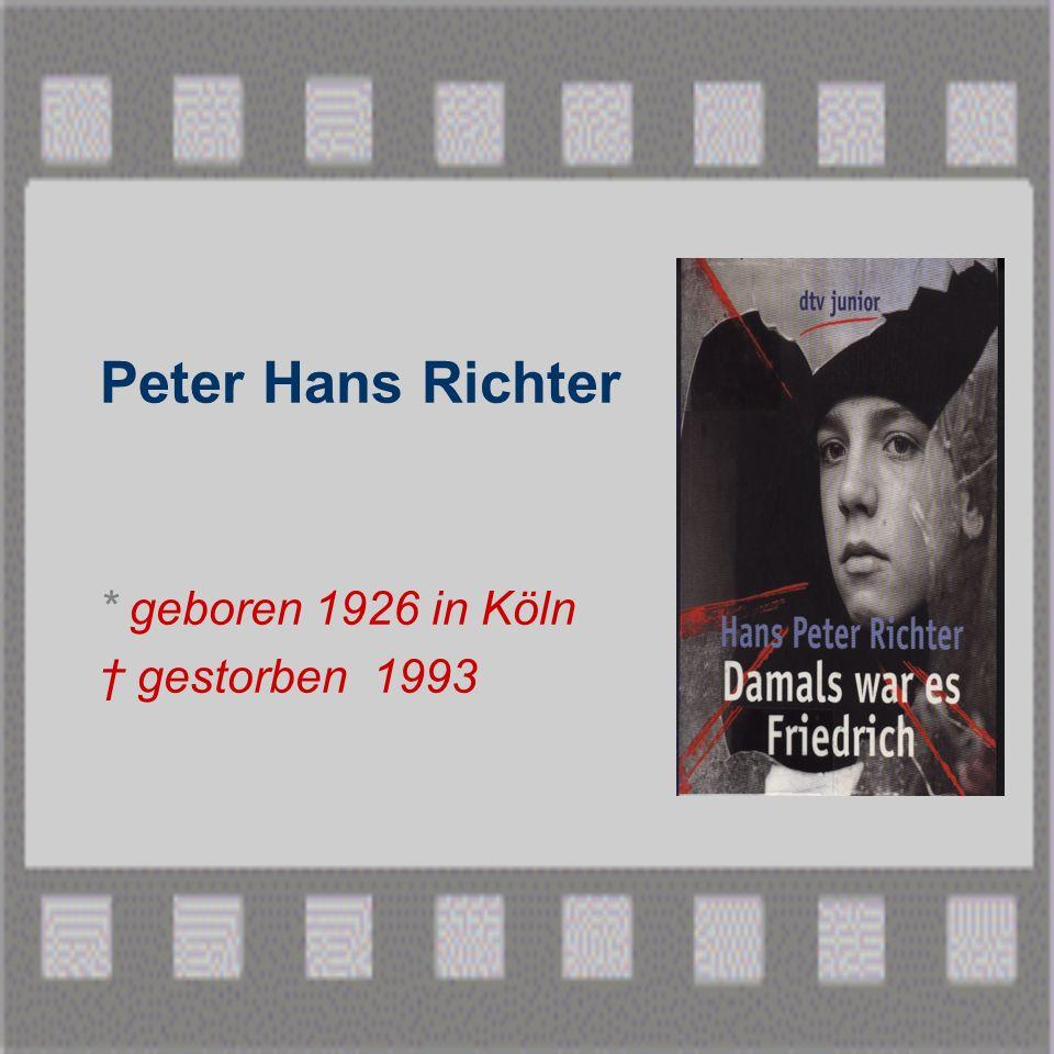 * geboren 1926 in Köln † gestorben 1993