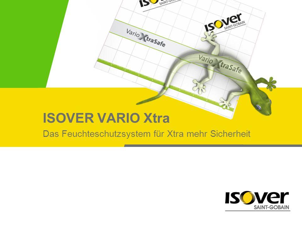 Das Feuchteschutzsystem für Xtra mehr Sicherheit