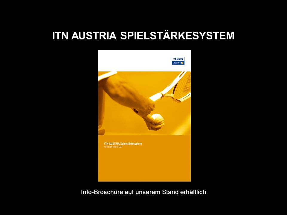 ITN AUSTRIA SPIELSTÄRKESYSTEM