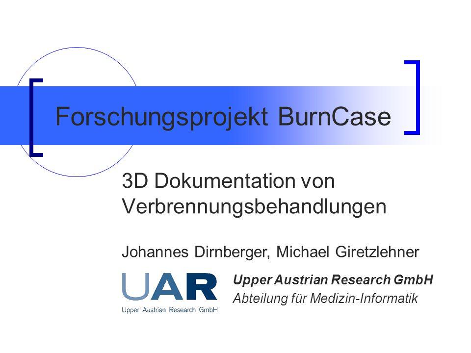 Forschungsprojekt BurnCase