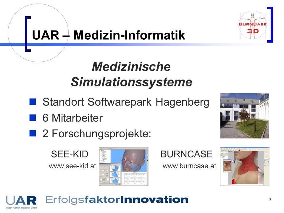 UAR – Medizin-Informatik