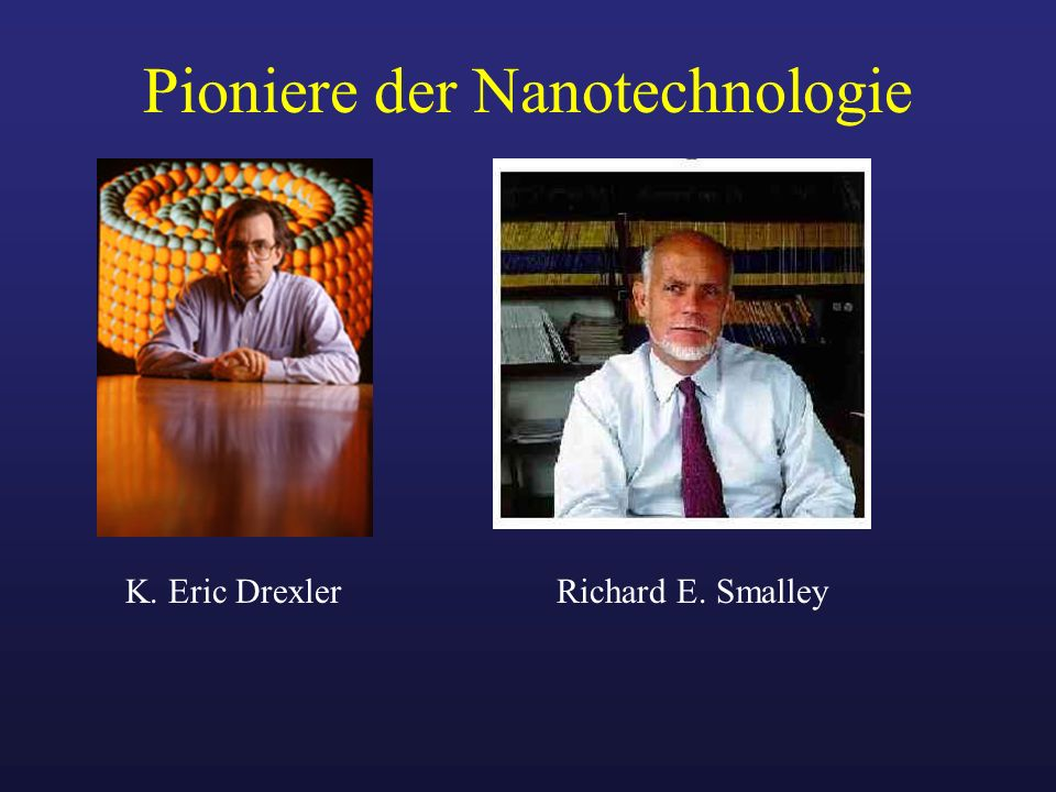 Pioniere der Nanotechnologie