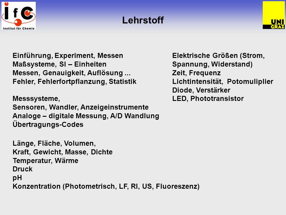 Einführung in die physikalisch- chemischen Übungen L. V. – Nr. : ppt ...
